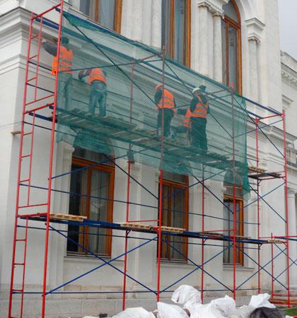 Аренда строительных лесов ЛРСП-40 в Витебске